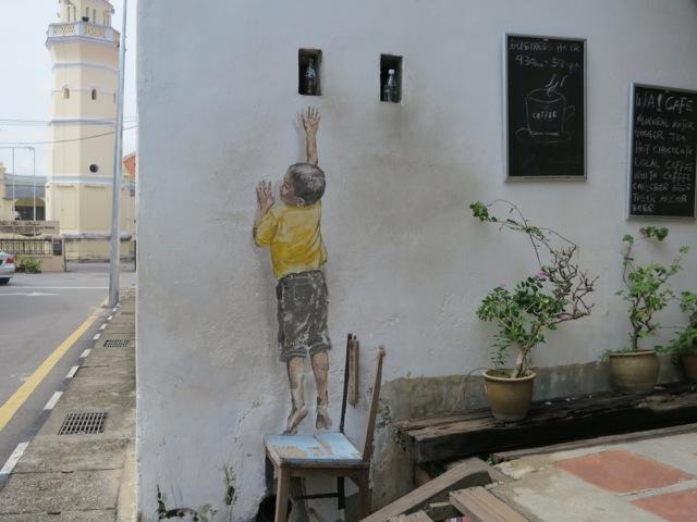 Streetart Penag