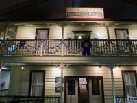 Matakohe: Boarding-House im Kauri-Museum