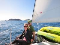 Segeltörn Bay of Islands