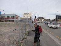 Christchurch entlang der Red Zone