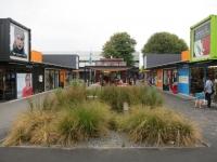 Christchurch: Geschäfte in Überseecontainern