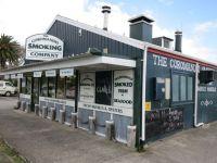 Coromandel: Fischladen