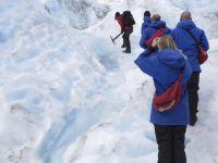 Auf dem Franz-Josef-Gletscher