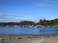 Stewart Island: Halfmoon Bay Oban