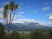 Panorama Tongariro NP