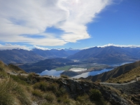 Neuseeland: Wanderung am Roy´s Peak