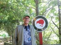 Neuseeland: Vor dem Kiwi und Birdpark in Queenstown