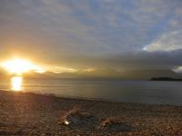 Neuseeland: Campingplatz am See nördlich von Ta Anau