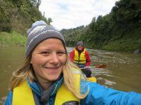 Neuseeland: Im Kanu auf dem Whanganui River