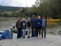 Neuseeland: Ankunft in Pipiriki am Whanganui River