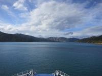 Neuseeland: Fahrt durch die Marlbourough Sounds