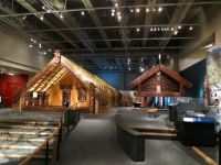 Neuseeland: Museum Te Papa in Wellington