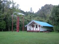 Neuseeand: Tieke Kainga am Whanganui River