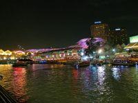 Singapur Clarke Quay