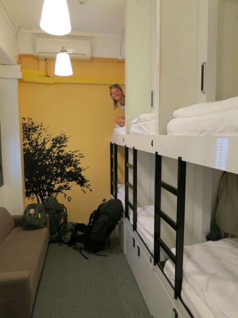 Wink Hostel Singapur