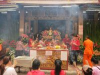 Bangkok chinesisches Neujahrsfest
