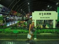 Bangkok: Bahnhof