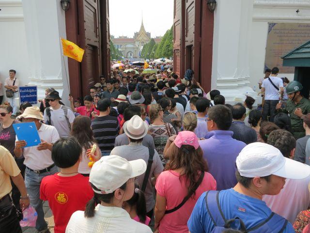 Bankgkok: Königspalast