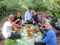Chiang Mai: Dschungel Lunch