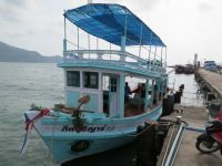 Ko Chang: Fischerboot