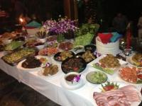 Koh Jum: Weihnachtsbuffet