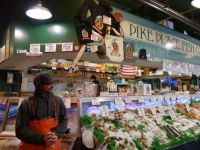 USA: Pike Place Market in Seattle