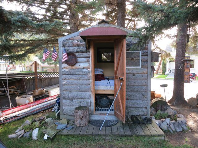 Skagway: Dry Cabin