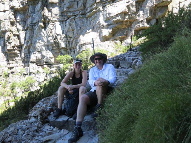 Kapstadt: Wanderung Tafelberg