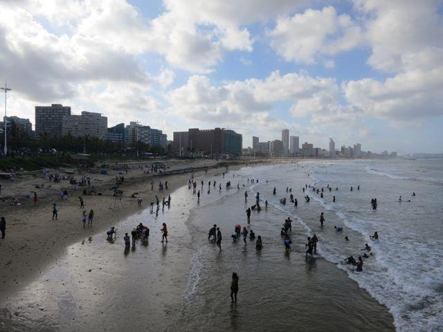 Durban: Stadtstrand