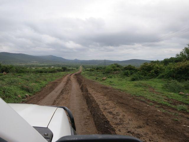 Swasiland: Grenzübergang