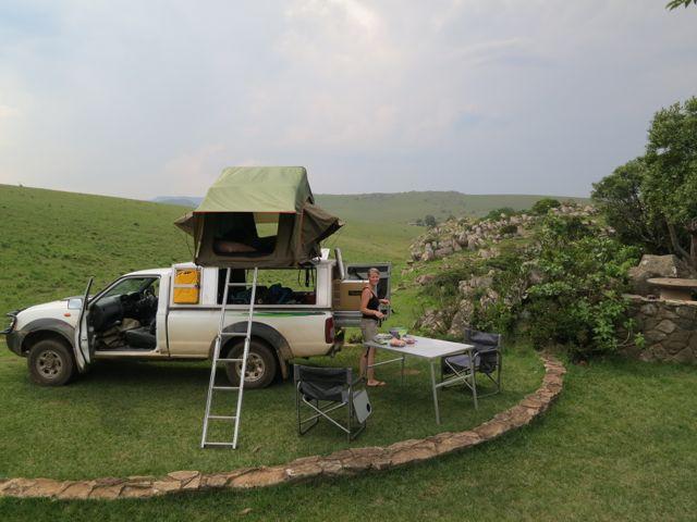Swasiland:  Malolotja Nature Reserve