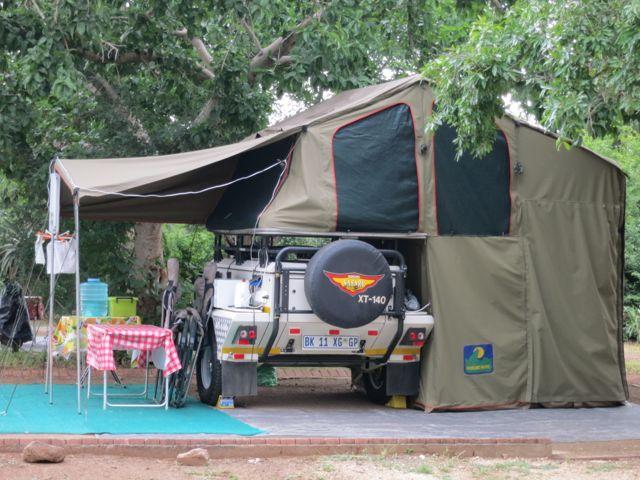 Krüger Nationalpark: Campingplatz