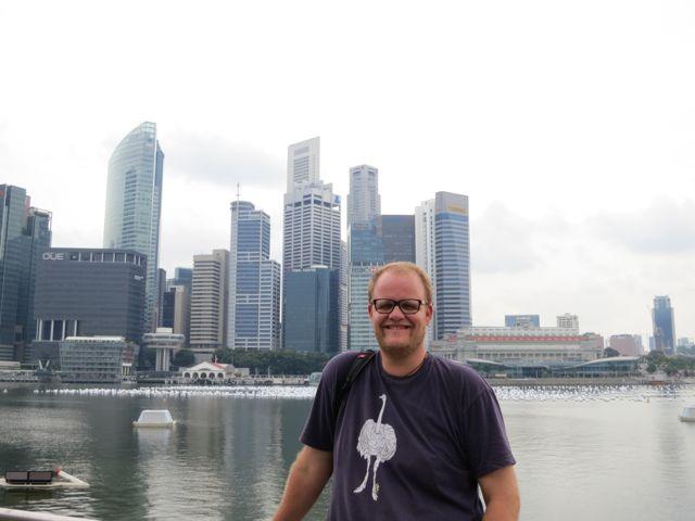 Singapur: Downtown