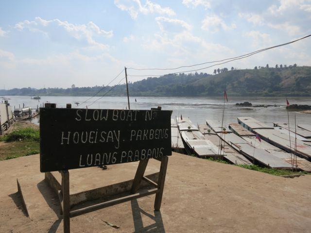 Houay Xai: Slowboat Mekong