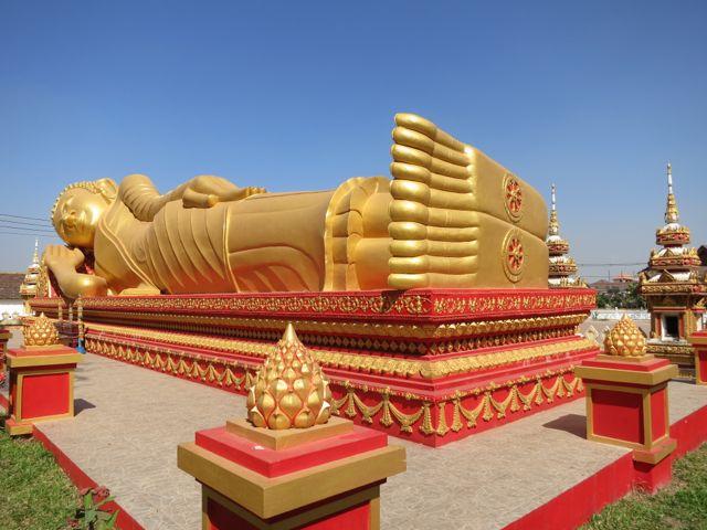 Buddha Pah That Luang