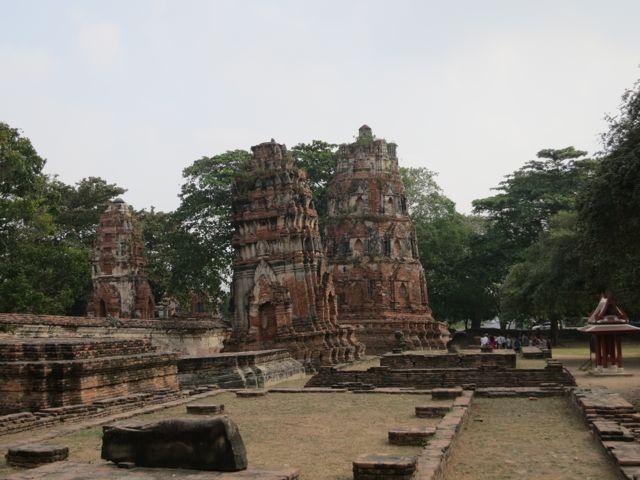 Ruinen Wat Mahathat