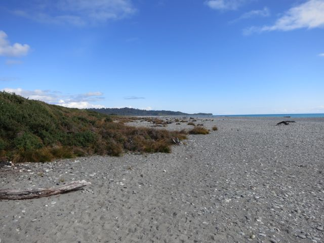 Neuseeland: Gillespies Beach