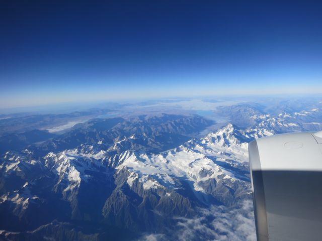 Neuseeland aus der Luft