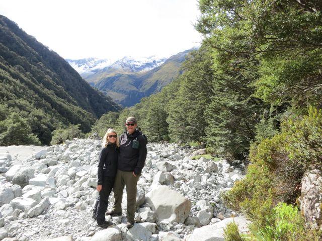 Wanderung Arthurs Pass