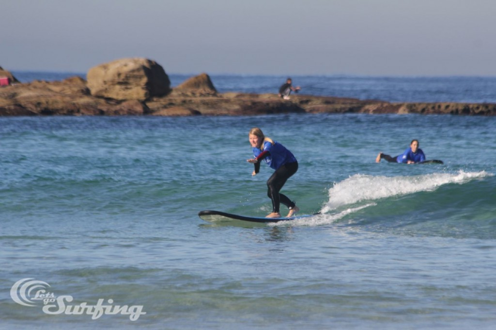 Bondi Beach: Surfing