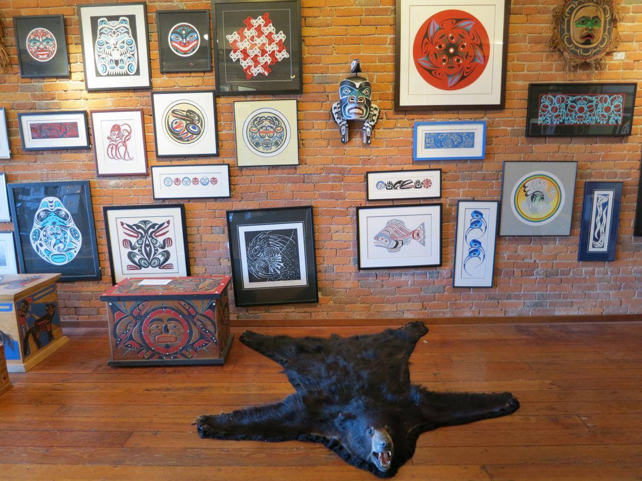 Kanada: Galerie in Vancouver