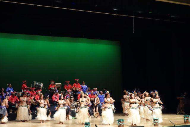 Rarotonga: traditionelle Tänze